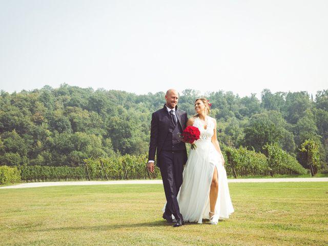 Il matrimonio di Riccardo e Evelin a Scanzorosciate, Bergamo 37