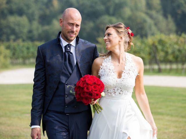 Il matrimonio di Riccardo e Evelin a Scanzorosciate, Bergamo 38