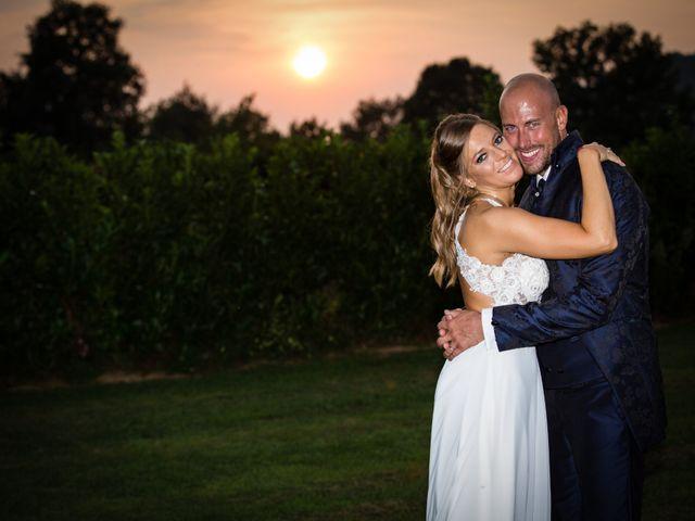 Il matrimonio di Riccardo e Evelin a Scanzorosciate, Bergamo 40
