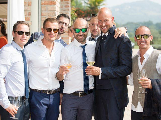 Il matrimonio di Riccardo e Evelin a Scanzorosciate, Bergamo 42