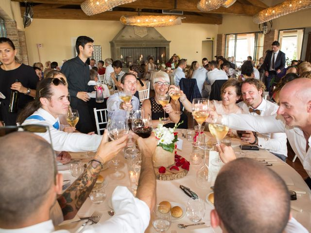 Il matrimonio di Riccardo e Evelin a Scanzorosciate, Bergamo 44