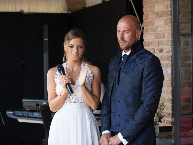 Il matrimonio di Riccardo e Evelin a Scanzorosciate, Bergamo 49