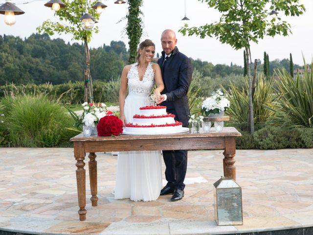 Il matrimonio di Riccardo e Evelin a Scanzorosciate, Bergamo 52