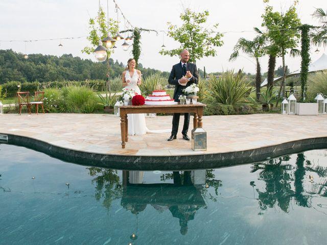 Il matrimonio di Riccardo e Evelin a Scanzorosciate, Bergamo 54