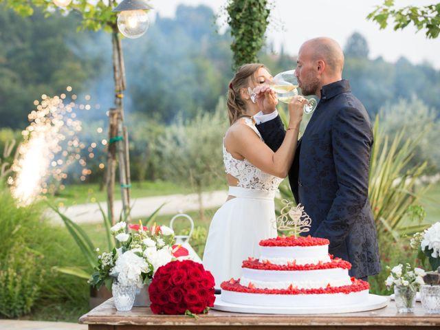 Il matrimonio di Riccardo e Evelin a Scanzorosciate, Bergamo 55