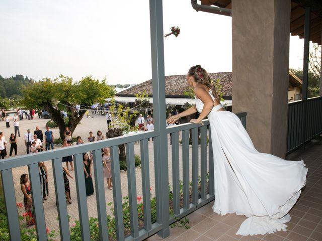 Il matrimonio di Riccardo e Evelin a Scanzorosciate, Bergamo 58