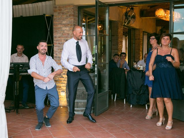 Il matrimonio di Riccardo e Evelin a Scanzorosciate, Bergamo 60