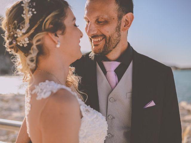 Il matrimonio di Omat e Angela a Terrasini, Palermo 1