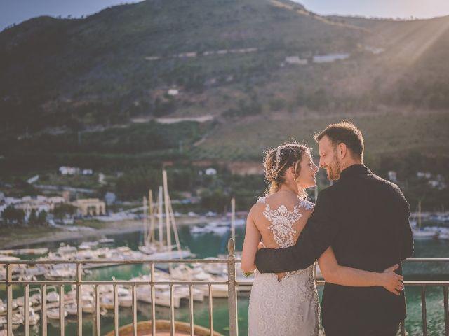 Il matrimonio di Omat e Angela a Terrasini, Palermo 2