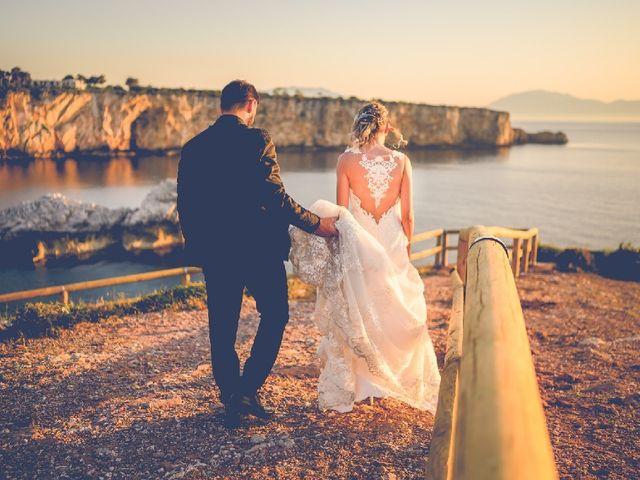 Il matrimonio di Omat e Angela a Terrasini, Palermo 3