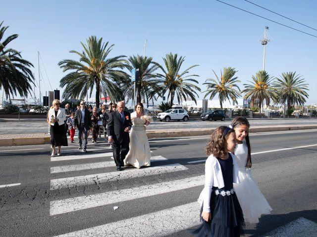 Il matrimonio di Katiuscia e Keoma a Cagliari, Cagliari 13