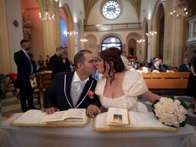 Il matrimonio di Katiuscia e Keoma a Cagliari, Cagliari 47