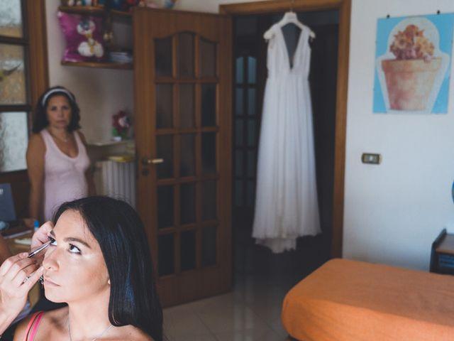 Il matrimonio di Mariangela e Giuseppe a Vietri sul Mare, Salerno 2