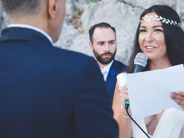 Il matrimonio di Mariangela e Giuseppe a Vietri sul Mare, Salerno 7