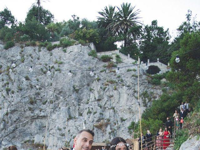 Il matrimonio di Mariangela e Giuseppe a Vietri sul Mare, Salerno 8