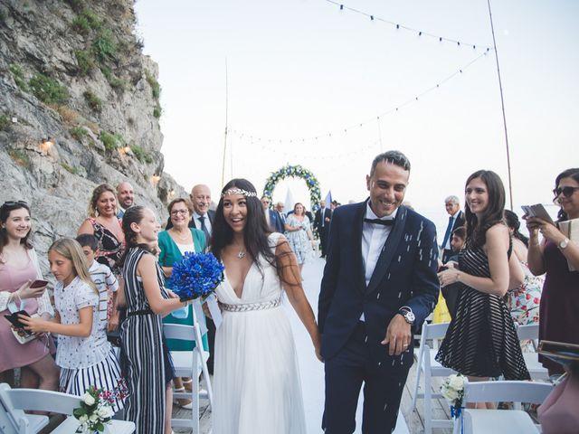 Il matrimonio di Mariangela e Giuseppe a Vietri sul Mare, Salerno 11