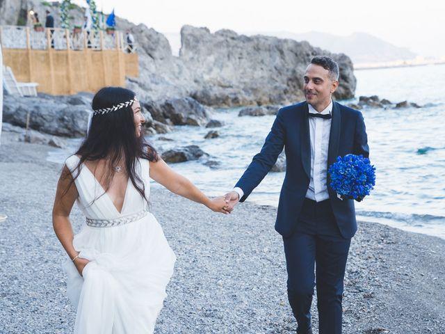 Il matrimonio di Mariangela e Giuseppe a Vietri sul Mare, Salerno 12
