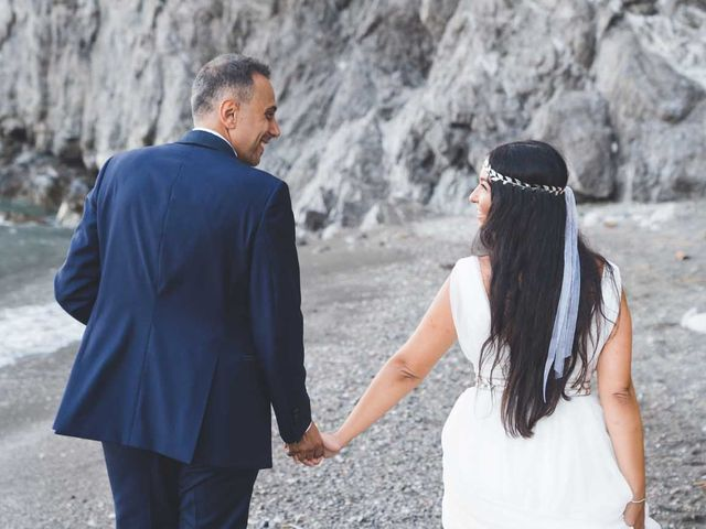 Il matrimonio di Mariangela e Giuseppe a Vietri sul Mare, Salerno 13
