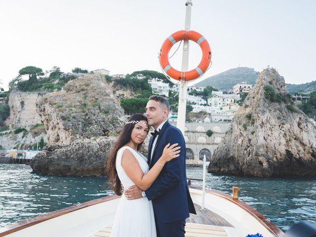 Il matrimonio di Mariangela e Giuseppe a Vietri sul Mare, Salerno 16