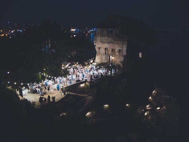 Il matrimonio di Mariangela e Giuseppe a Vietri sul Mare, Salerno 18