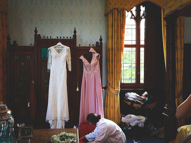 Il matrimonio di Benjamin e Gina a Oleggio Castello, Novara 7