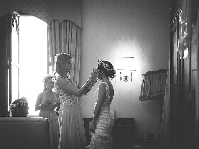 Il matrimonio di Benjamin e Gina a Oleggio Castello, Novara 14