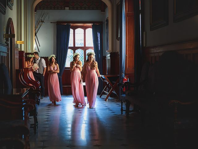 Il matrimonio di Benjamin e Gina a Oleggio Castello, Novara 17