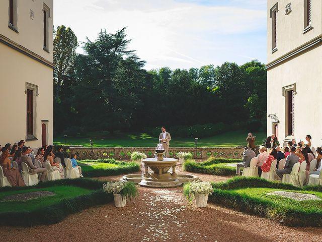 Il matrimonio di Benjamin e Gina a Oleggio Castello, Novara 18