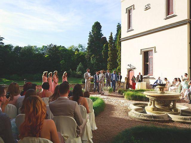 Il matrimonio di Benjamin e Gina a Oleggio Castello, Novara 20