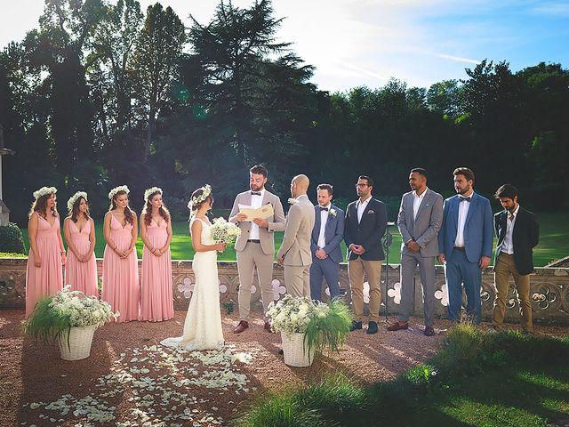 Il matrimonio di Benjamin e Gina a Oleggio Castello, Novara 22