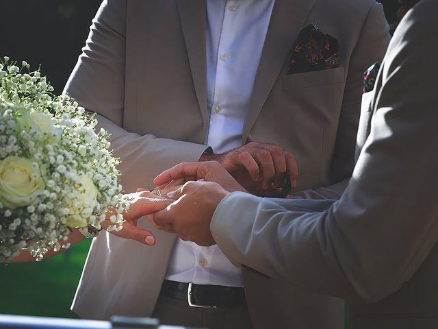 Il matrimonio di Benjamin e Gina a Oleggio Castello, Novara 23