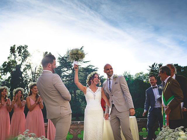 Il matrimonio di Benjamin e Gina a Oleggio Castello, Novara 26