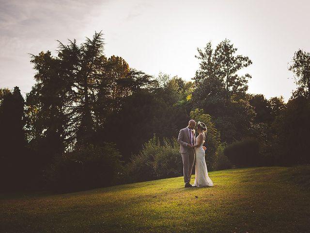 Il matrimonio di Benjamin e Gina a Oleggio Castello, Novara 35