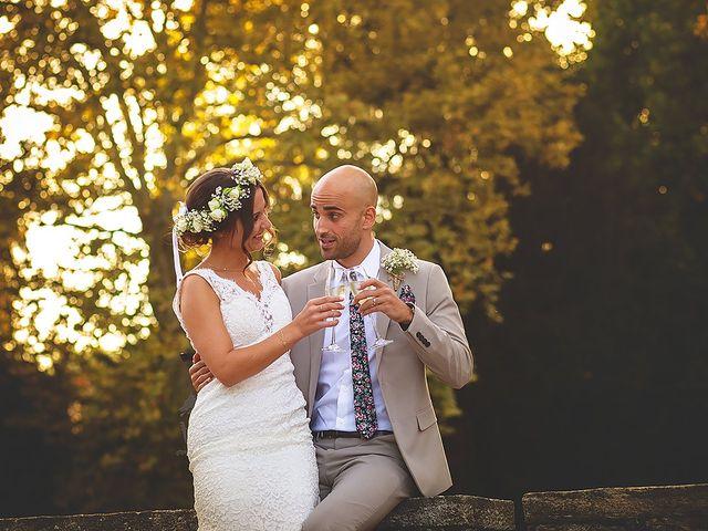 Il matrimonio di Benjamin e Gina a Oleggio Castello, Novara 38