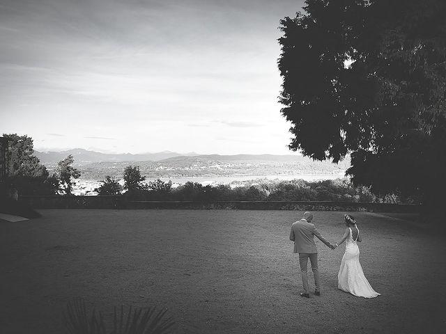 Il matrimonio di Benjamin e Gina a Oleggio Castello, Novara 39