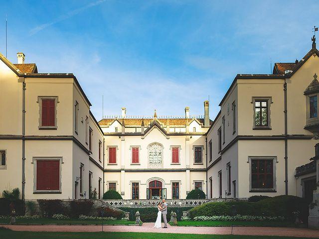 Il matrimonio di Benjamin e Gina a Oleggio Castello, Novara 40