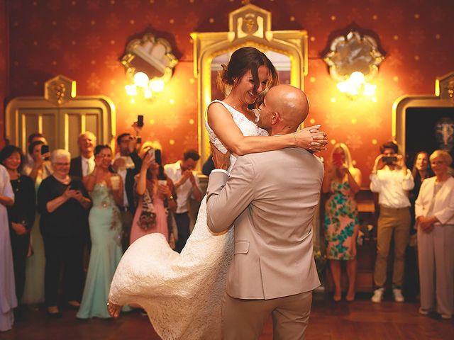 Il matrimonio di Benjamin e Gina a Oleggio Castello, Novara 2
