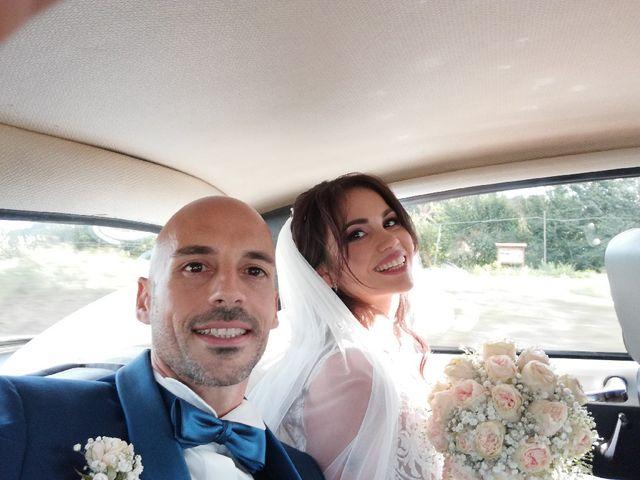 Le nozze di Cristina e Fabrizio