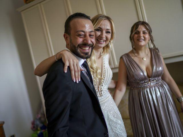 Il matrimonio di Klaudia e Carmine a Marigliano, Napoli 39