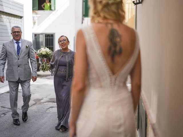 Il matrimonio di Klaudia e Carmine a Marigliano, Napoli 42