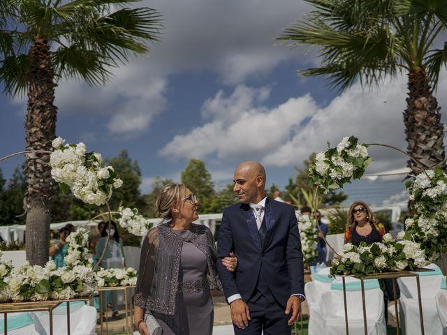 Il matrimonio di Klaudia e Carmine a Marigliano, Napoli 51