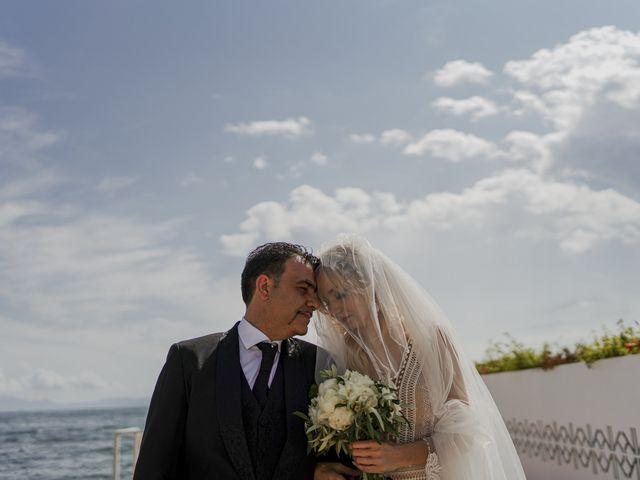Il matrimonio di Klaudia e Carmine a Marigliano, Napoli 55