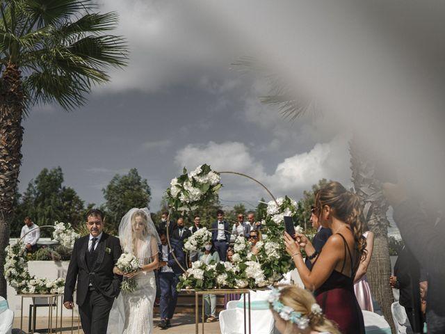 Il matrimonio di Klaudia e Carmine a Marigliano, Napoli 57