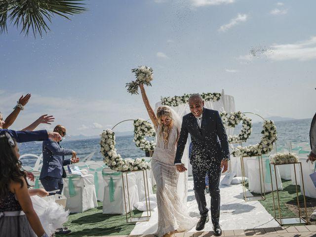 Il matrimonio di Klaudia e Carmine a Marigliano, Napoli 64