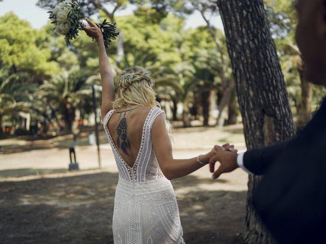 Il matrimonio di Klaudia e Carmine a Marigliano, Napoli 1