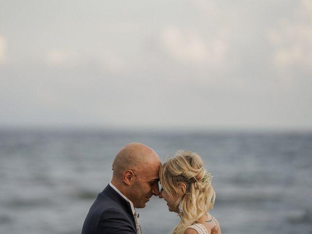 Il matrimonio di Klaudia e Carmine a Marigliano, Napoli 84