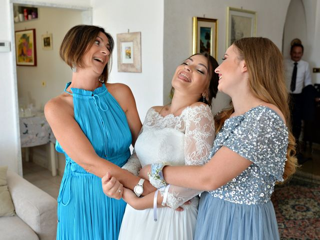 Il matrimonio di Luca e Jenny a Bari, Bari 10