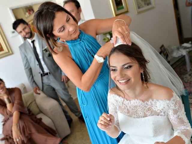 Il matrimonio di Luca e Jenny a Bari, Bari 13