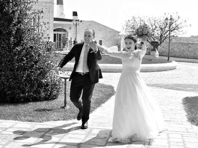 Il matrimonio di Luca e Jenny a Bari, Bari 17