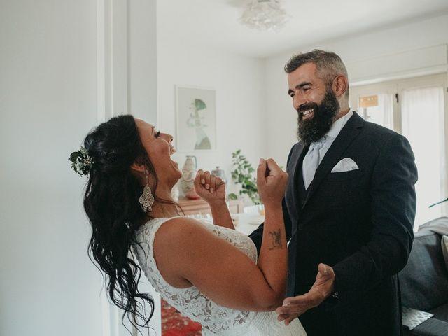 Il matrimonio di Pierpaolo e Giada a Linguaglossa, Catania 8